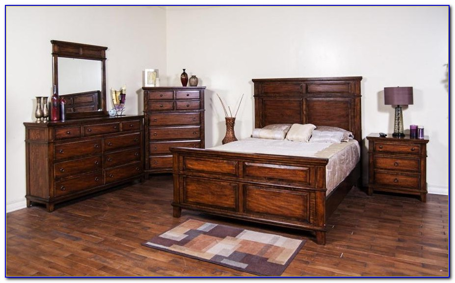 Mango Wood Bedroom Furniture