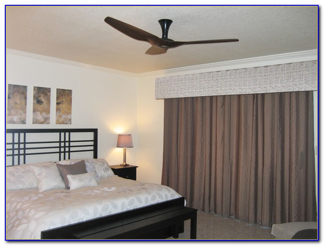 Modern Bedroom Ceiling Fans