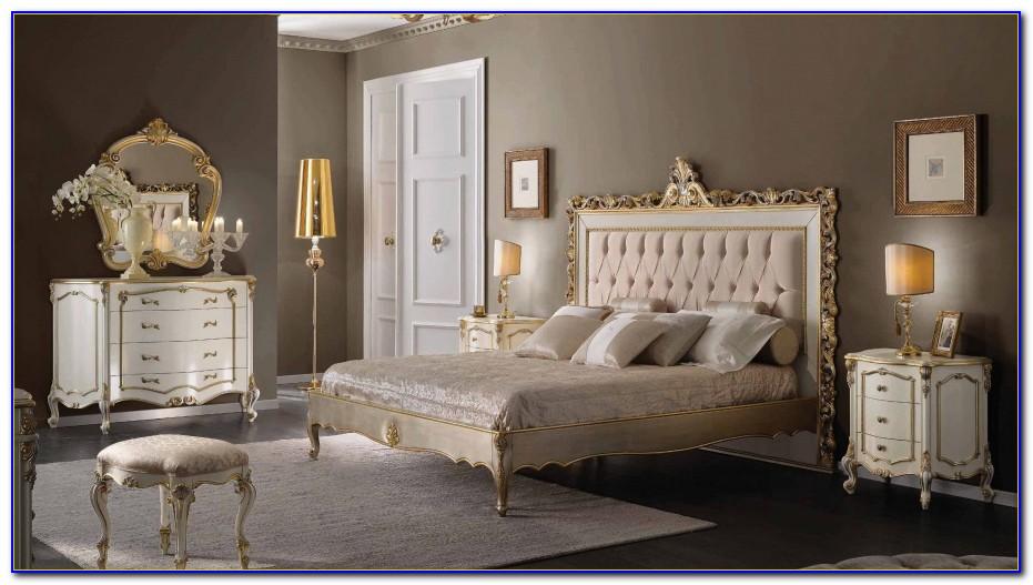 Natural Cherry Wood Bedroom Furniture