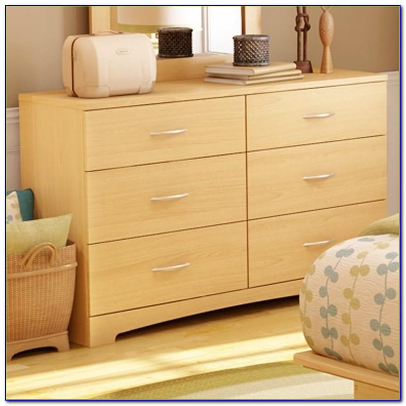 Natural Wood Finish Bedroom Furniture