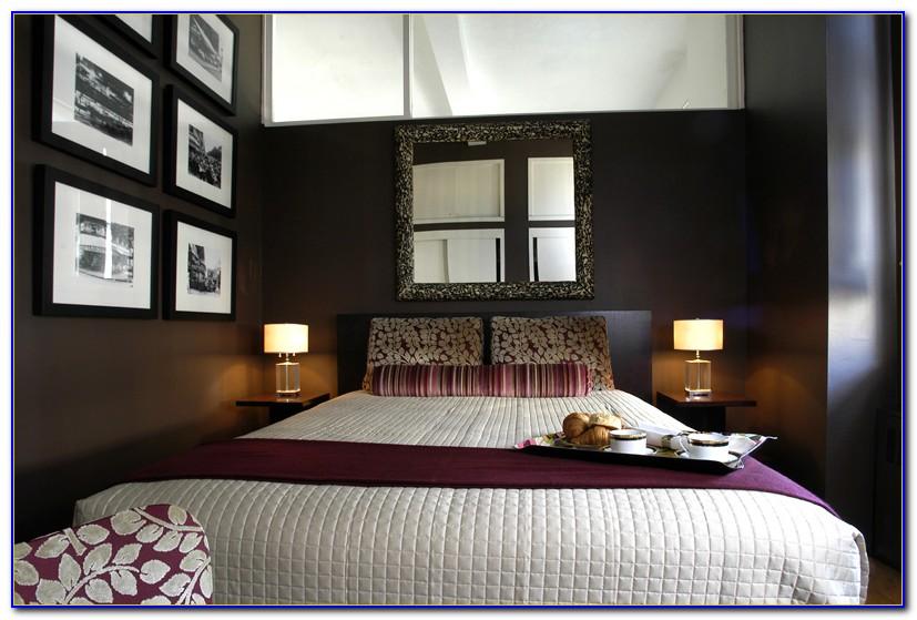 New York Loft Style Bedroom