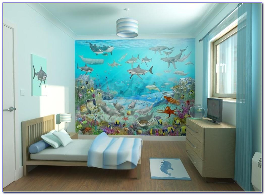 Ocean Themed Baby Room Decor