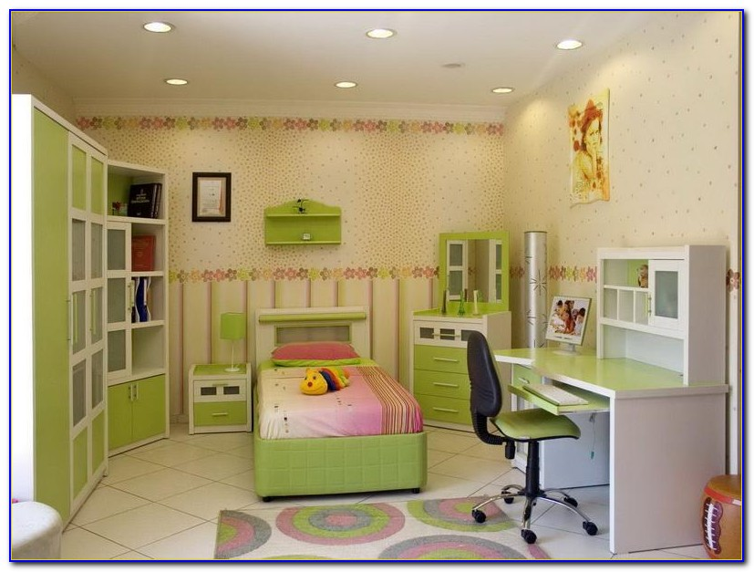 Paint Color For Child's Bedroom
