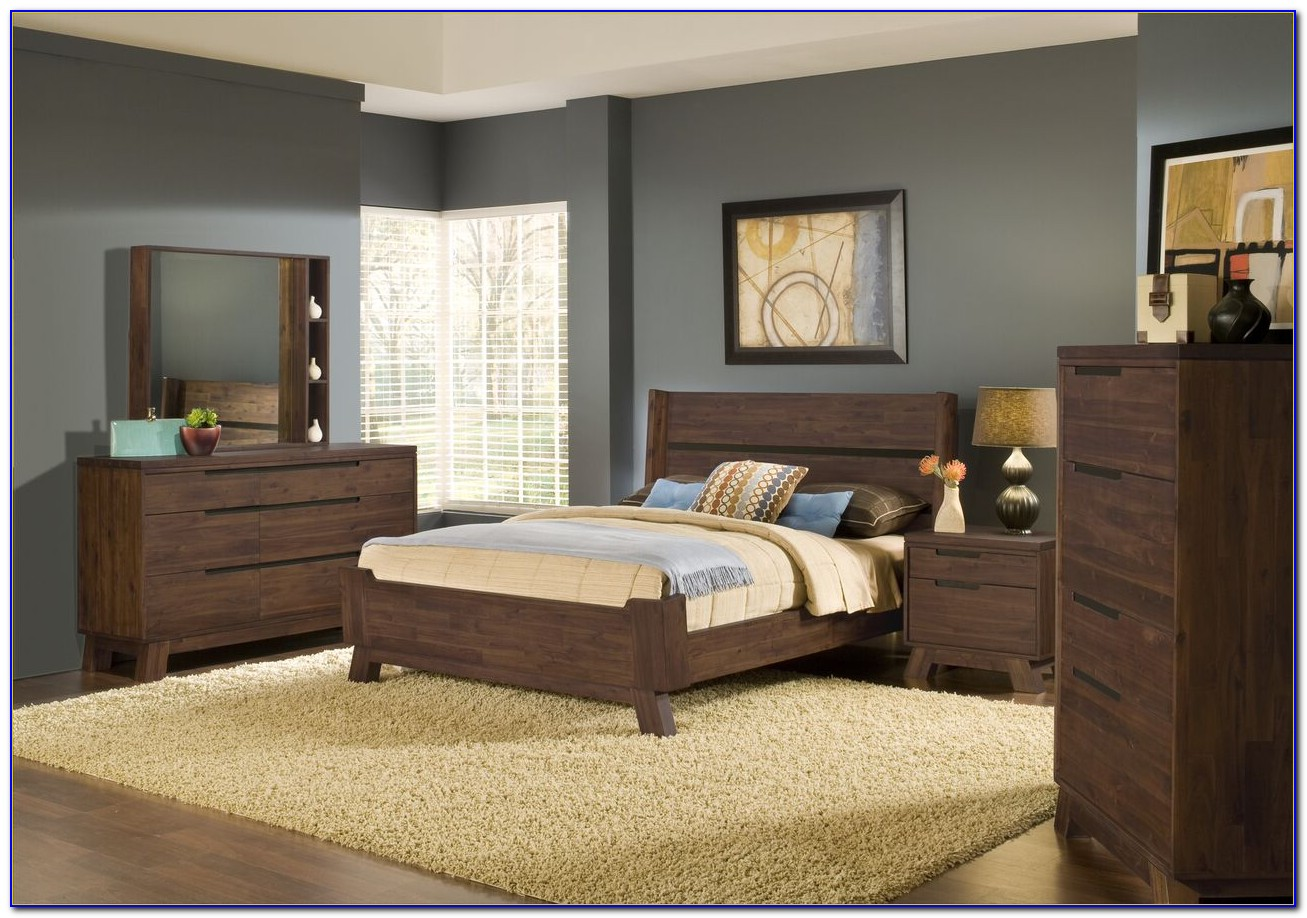 Pennsylvania House Solid Cherry Bedroom Set