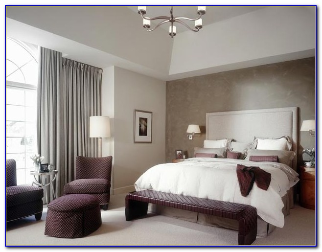 Plum And Gray Bedroom Ideas