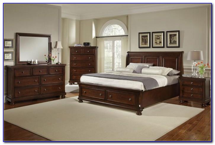 Porter Queen Sleigh Storage Bedroom Set