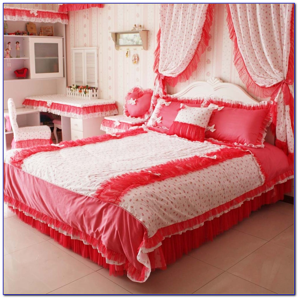 Queen Size Bed Bag Comforter Sets
