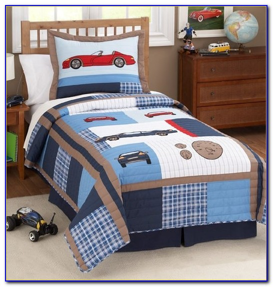 Race Car Bed Sheet Sets