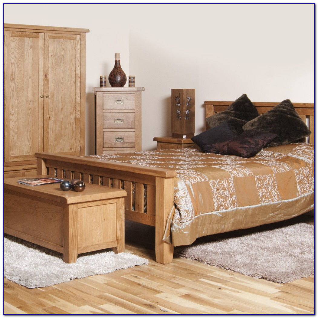 Rustic Wooden Bedroom Furniture