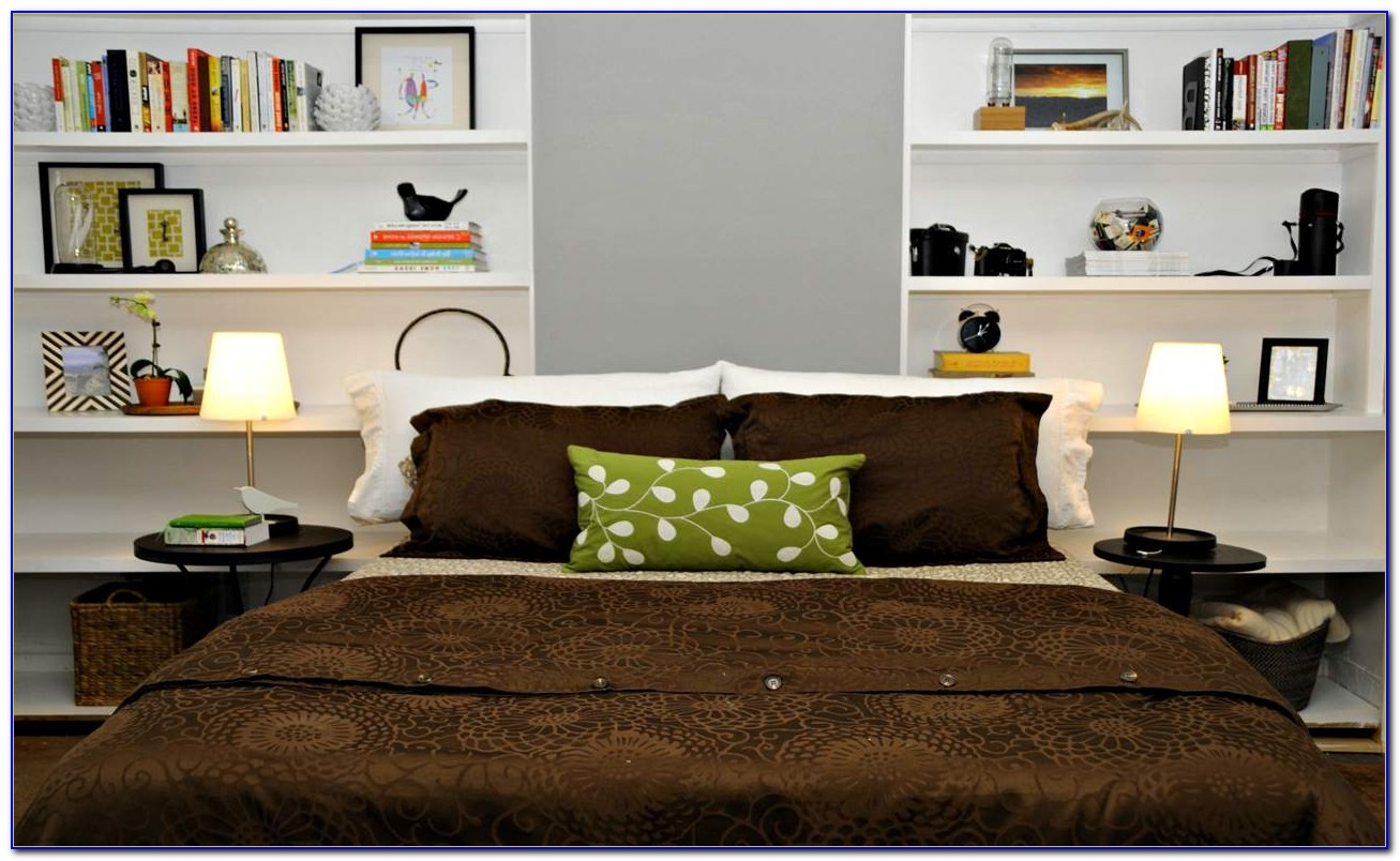 Shelving Designs For Bedroom
