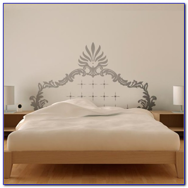 Simple Wall Paintings For Bedroom