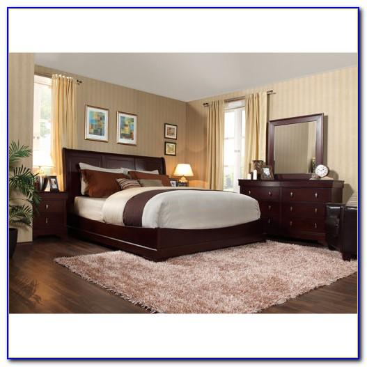 Sleigh Bedroom Sets California King