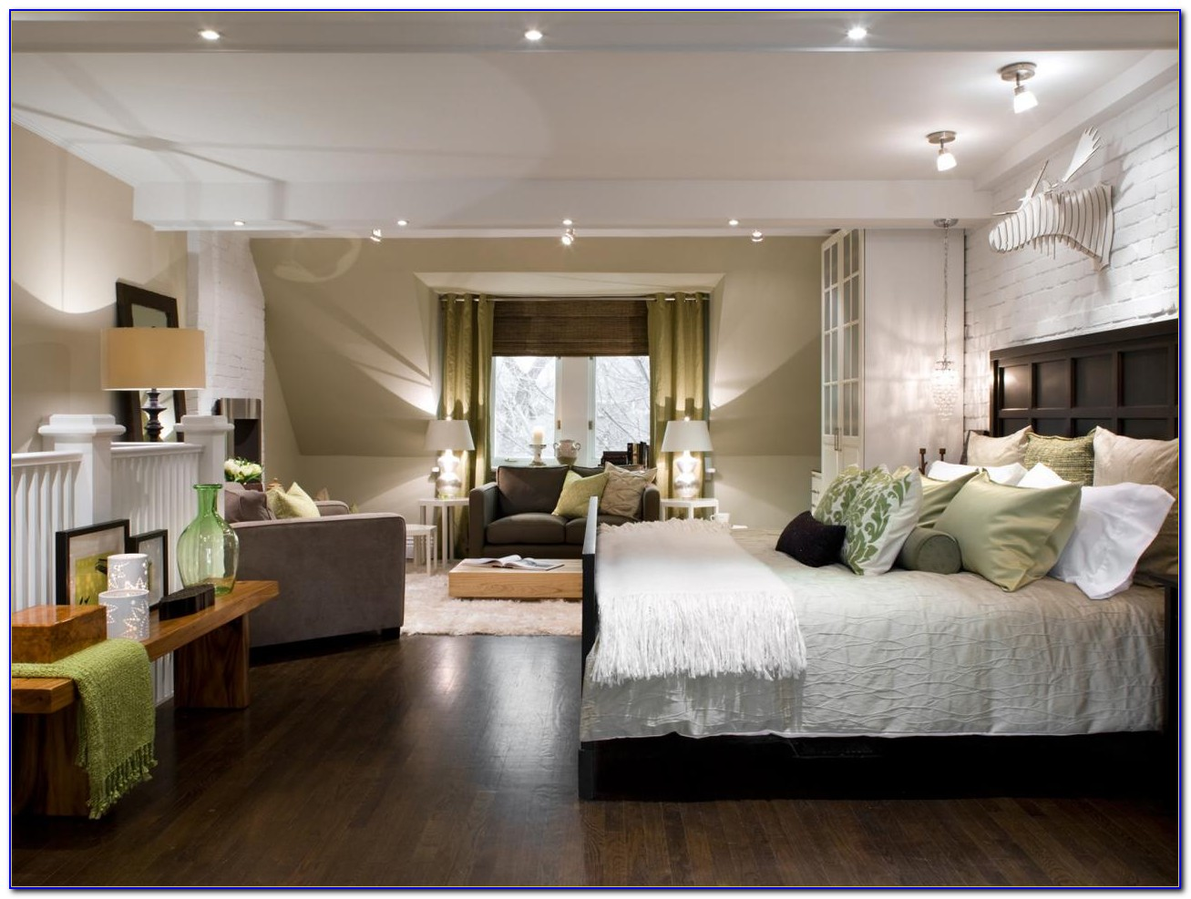 Small Master Bedroom Lighting Ideas