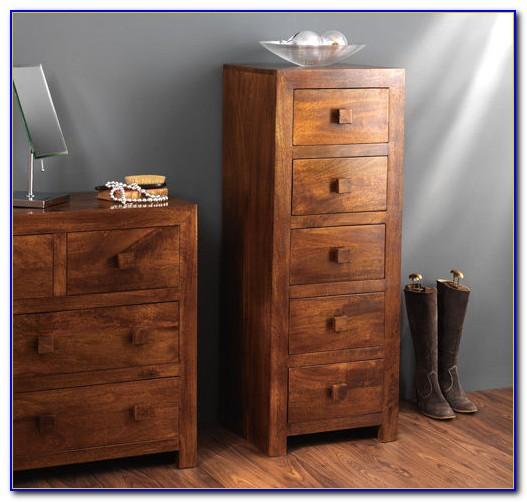 Solid Mango Wood Bedroom Furniture