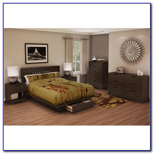 South Shore Bedroom Set Ashley