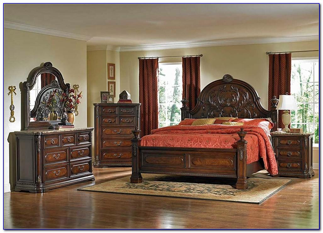 Spanish Hacienda Style Bedroom Furniture