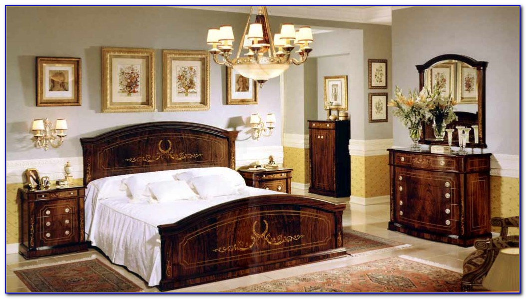Spanish Style Bedroom Furniture Sets