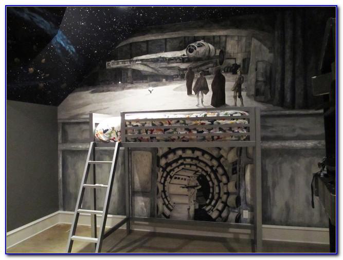 Star Wars Room Decorating Ideas