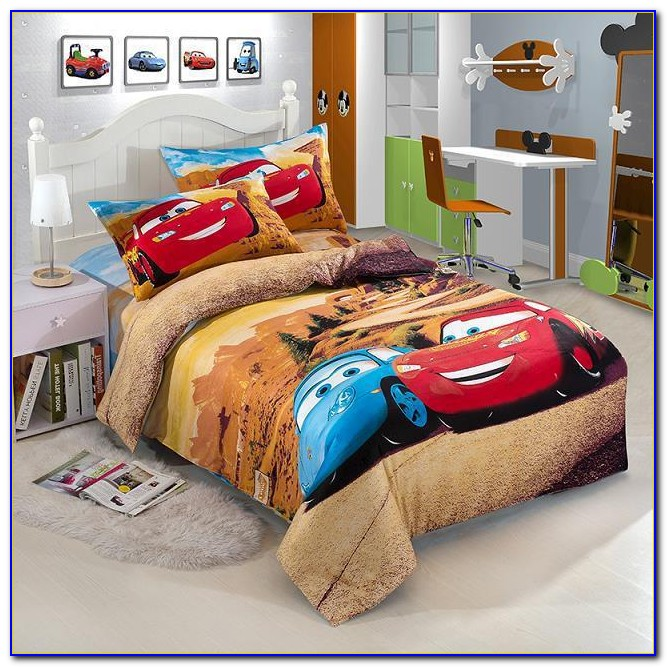 Step 2 Race Car Bed Set