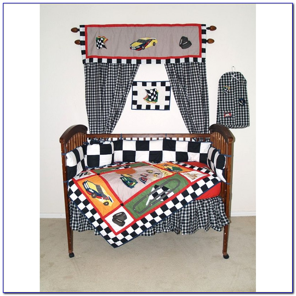 Step 2 Race Car Bedroom Set