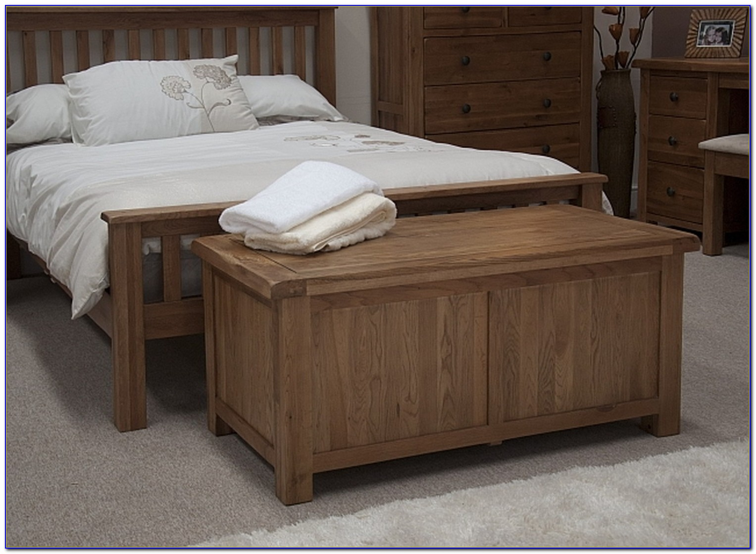Storage Chest For Bedroom