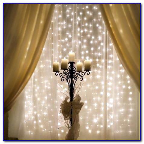 String Lights For Bedroom Ideas