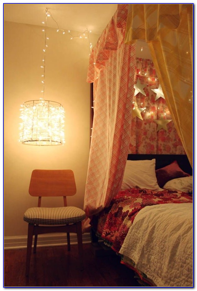 String Lights For Bedroom Tumblr