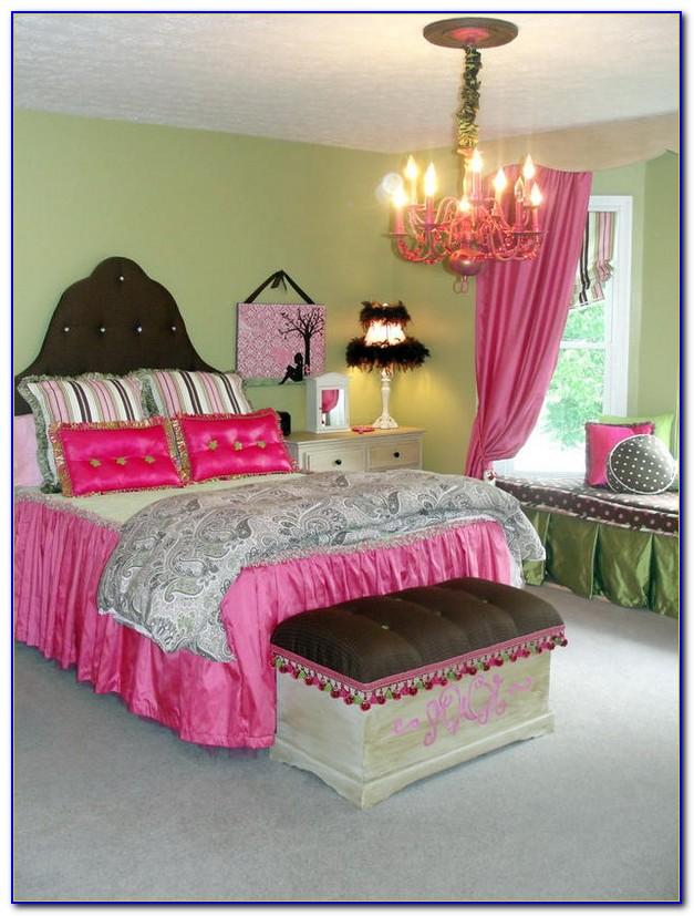 Teenage Girl Bedroom Design Inspiration