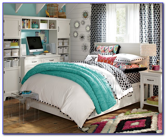 Teenage Girl Bedroom Designs For Big Rooms