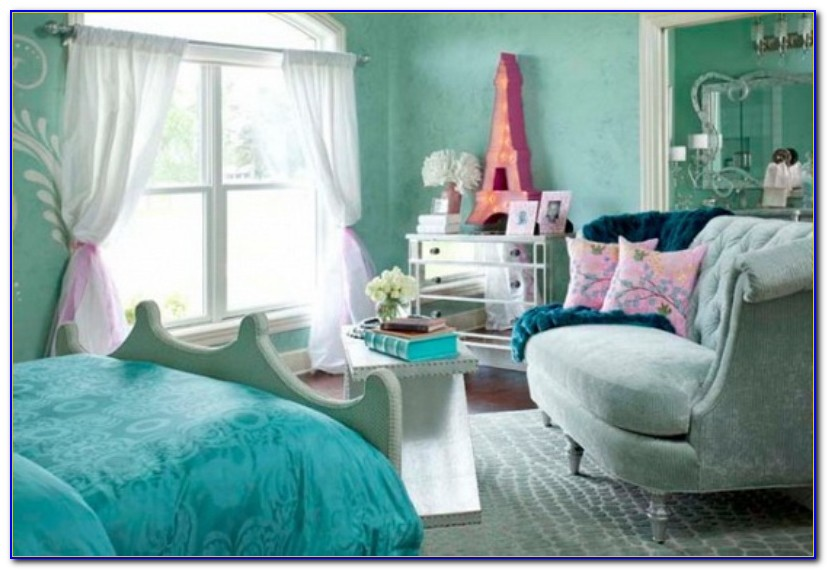 Teenage Girl Bedroom Designs For Small Rooms