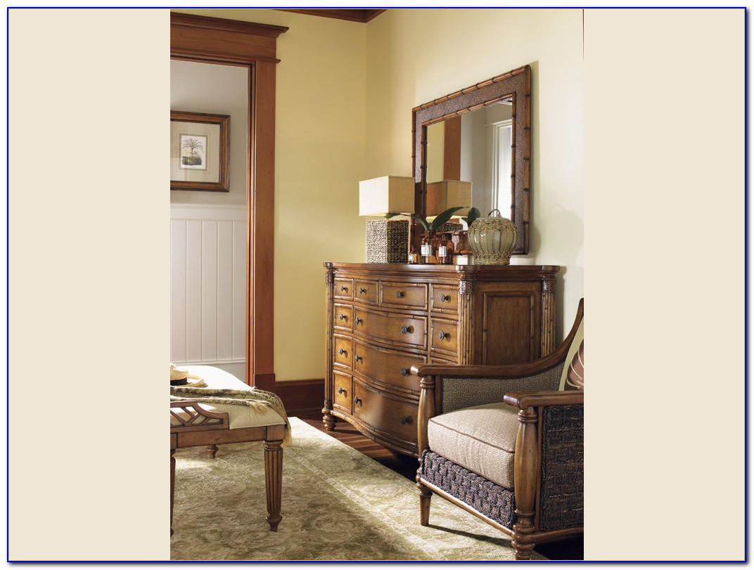 Tommy Bahama West Indies Bedroom Furniture
