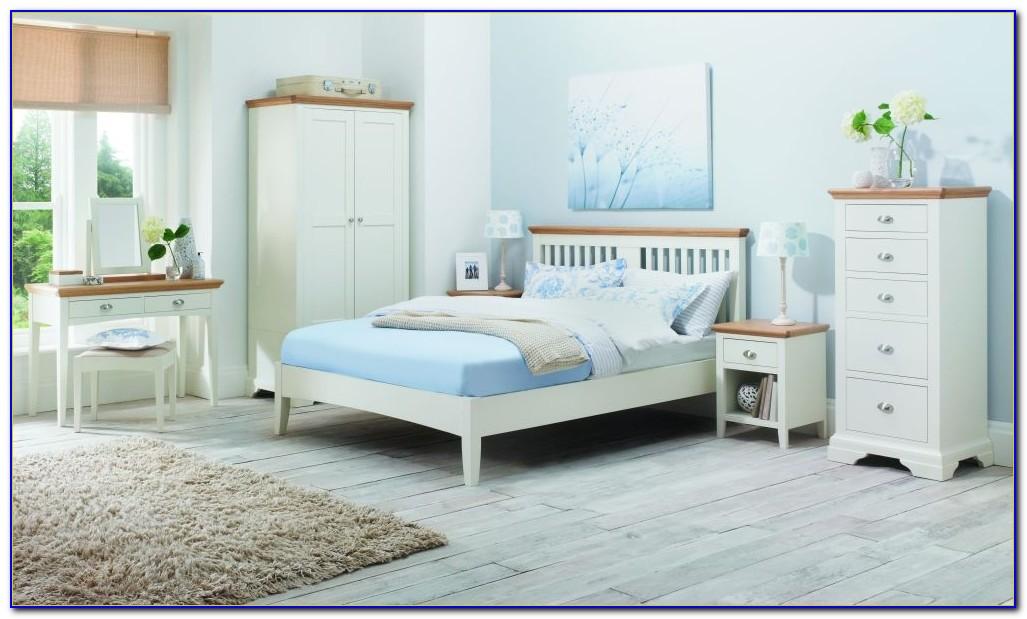 Two Tone Dresser Bedroom Furniture