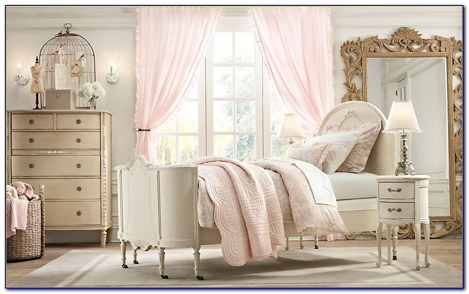 Vintage Girls Bedroom Furniture