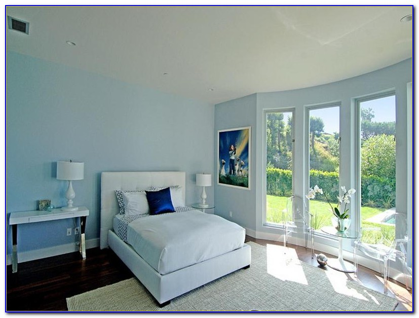 Wall Paint Colors For Bedrooms