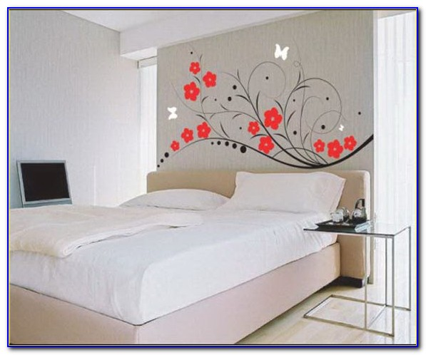 Wall Paintings For Bedrooms Tree