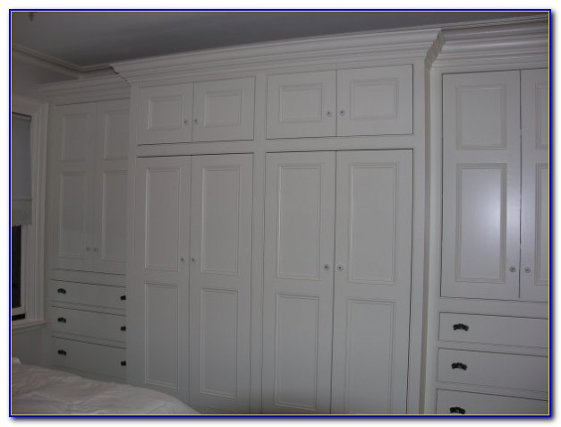Wall To Wall Wardrobe Designs For Bedroom