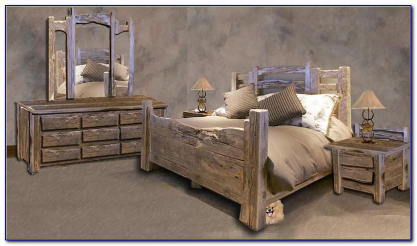 Western Style Bedroom Furniture