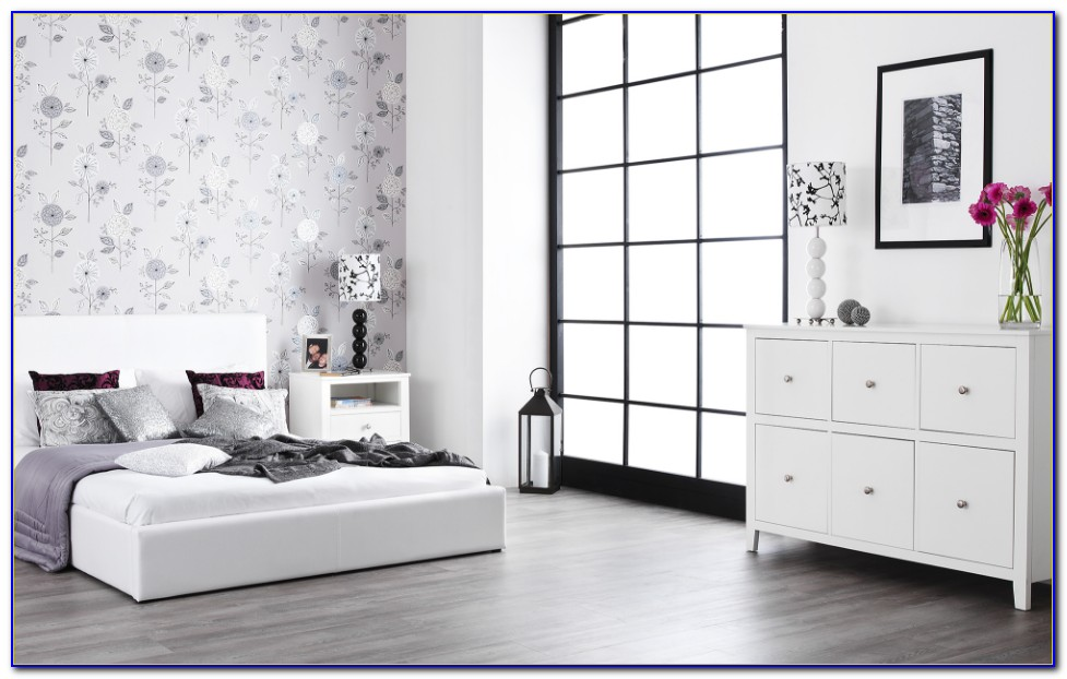 White Furniture Company Antique Bedroom Set