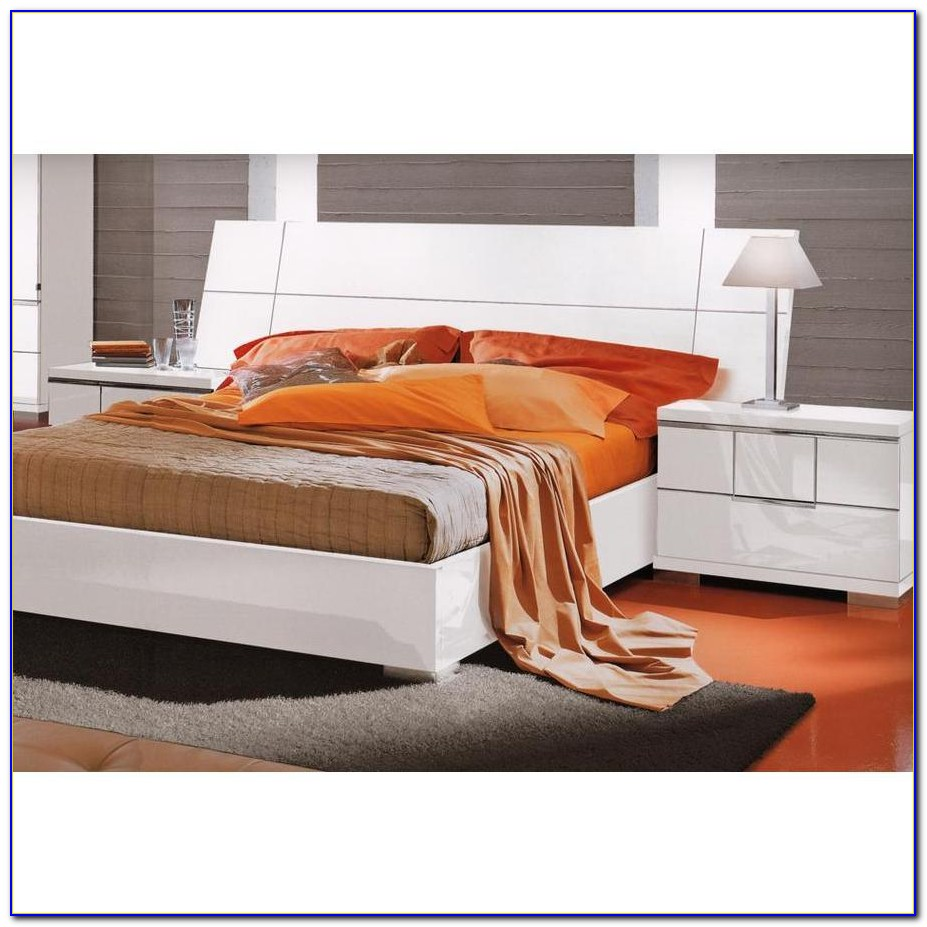 White Lacquer Bedroom Sets