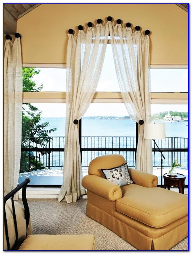 Window Treatment Ideas For Master Bedroom
