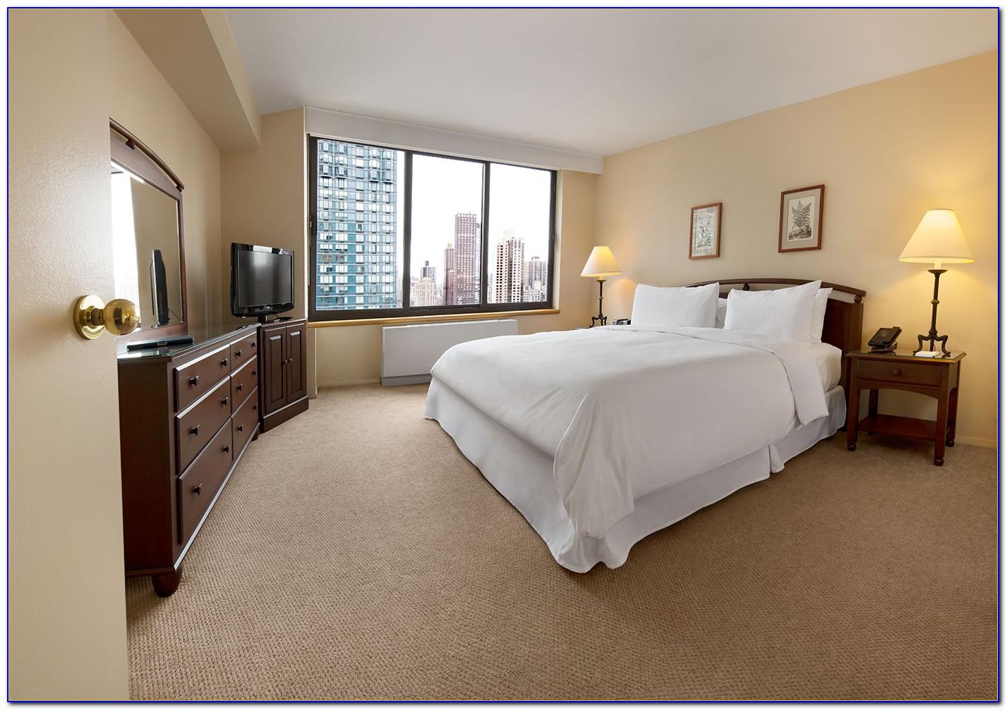 2 Bedroom Suite In New York City