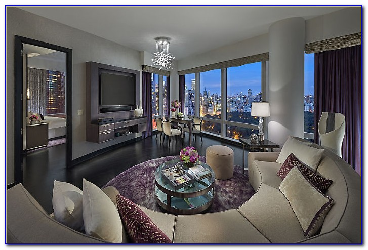 2 Bedroom Suite New York New York Las Vegas