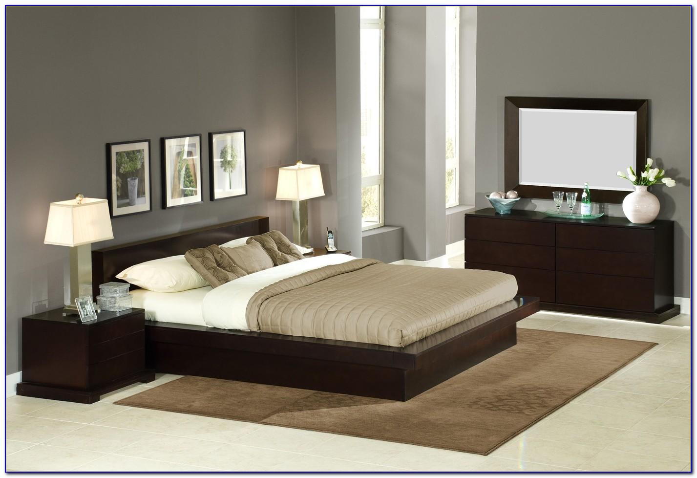4 Piece Bedroom Furniture Sets