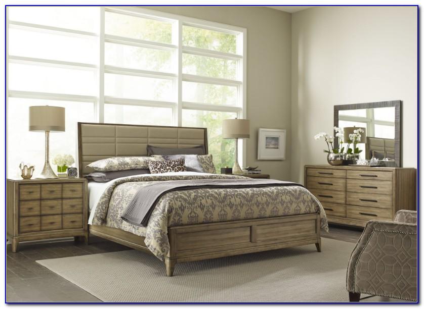 American Drew Cherry Bedroom Set