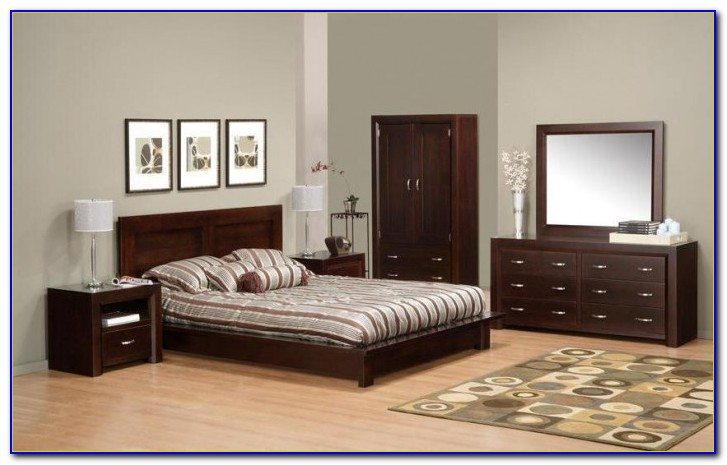 American Made Solid Wood Bedroom Furniture