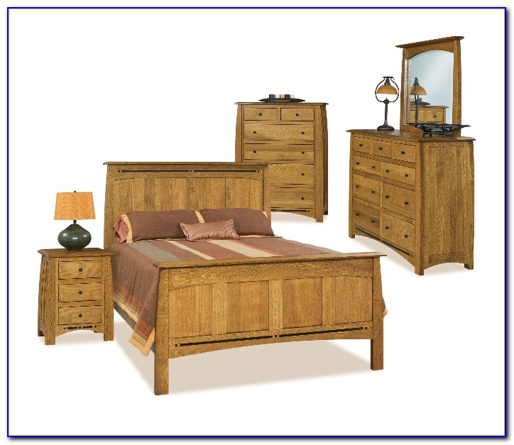 Amish Made Bedroom Furniture Pa