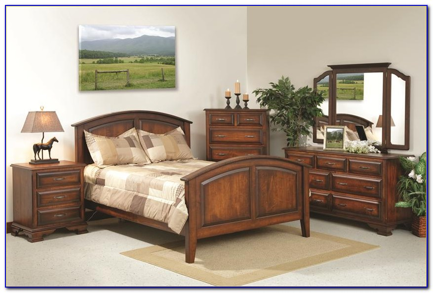 Amish Made Bedroom Furniture Sets
