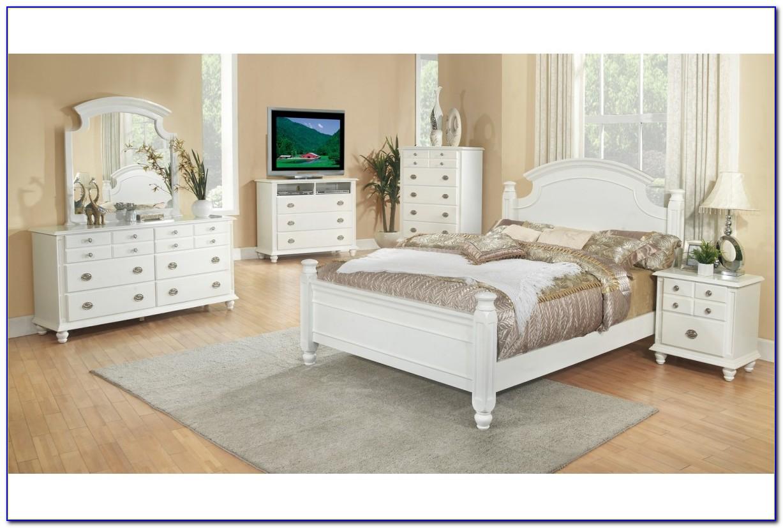 Antique White King Bedroom Furniture