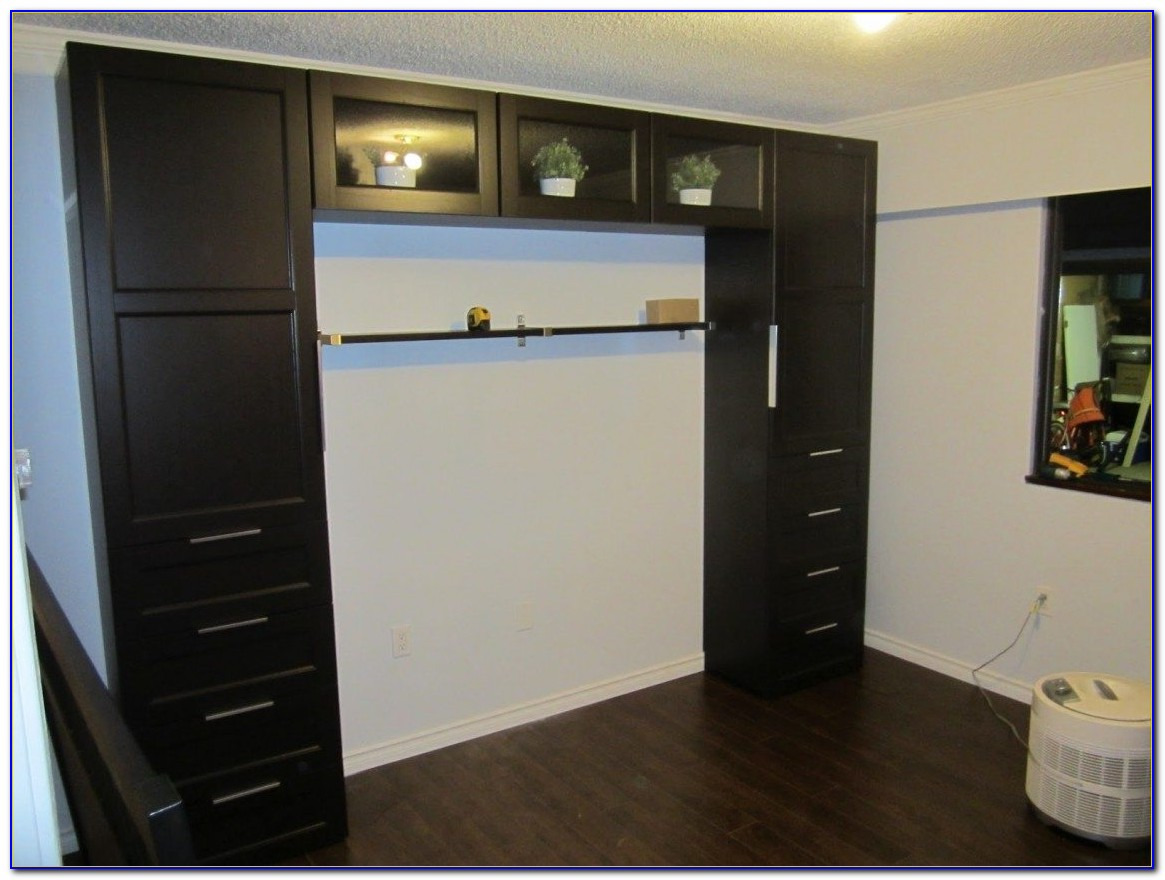 Ashley Furniture Bedroom Wall Unit
