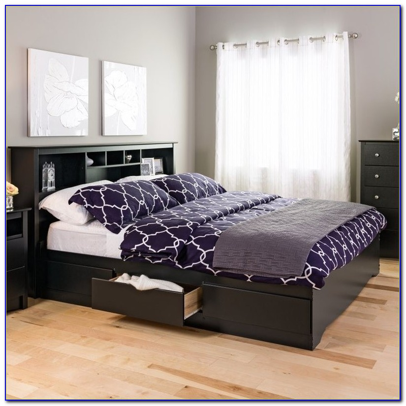 Ashley Furniture Black King Bedroom Set